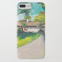 Golden Girls,Each View is an Postcard.... iPhone Case