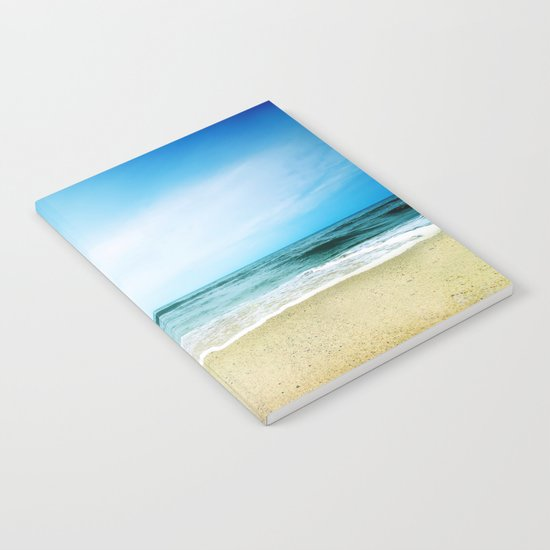 Paradise Ocean waves Notebook