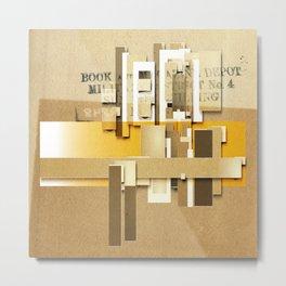 Book and Magazine Depot Metal Print