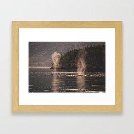 Giants I Framed Art Print
