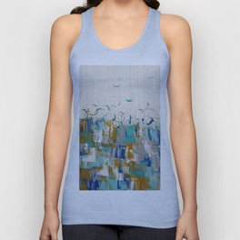 Save Water... Drink Champagne Unisex Tank Top