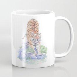 Tiger Oasis Coffee Mug
