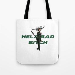 Hela bad bitch Tote Bag