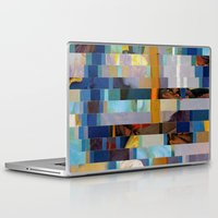 transformer Laptop & iPad Skins featuring Up The Creek Without A Poodle (Provenance Series) by Wayne Edson Bryan