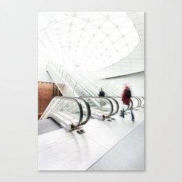 Triangeln Canvas Print