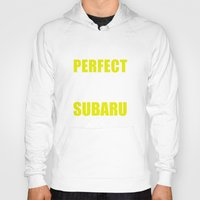 subaru Hoodies featuring Subaru Owners  by Barbo's Art