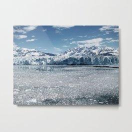 Alaska's Coast 3 Metal Print