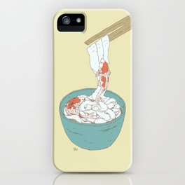 Kuzukiri iPhone Case