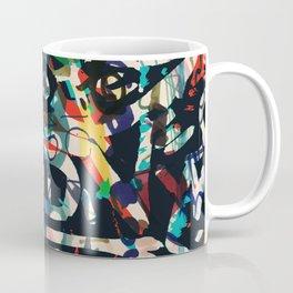 Graffiti Abstract Art Spray Paint Coffee Mug