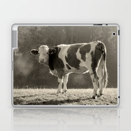 Cow in Field Laptop & iPad Skin