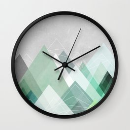 Graphic 107 Wall Clock