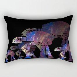 Cosmic Walker Rectangular Pillow