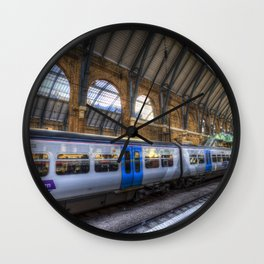Kings Cross Station London Wall Clock