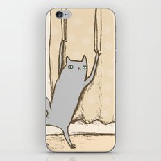 Cat Approval iPhone & iPod Skin