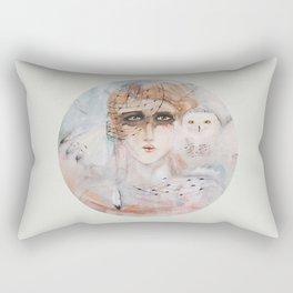 Harfang Rectangular Pillow