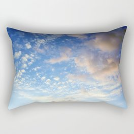 On Cloud 9 Rectangular Pillow