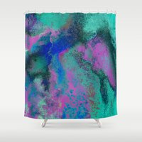venus Shower Curtains featuring Venus by elena + stephann