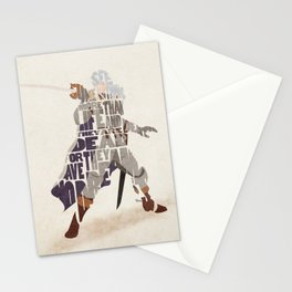 The White Falcon Stationery Cards