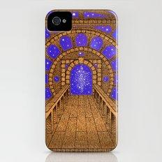 orvio illuminated space mandala Slim Case iPhone (4, 4s)