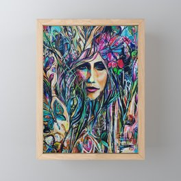 Enchanted Framed Mini Art Print