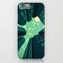 Solitary Dream iPhone Case