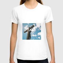 Behind the Cross T-shirt