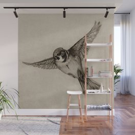 Aviation Wall Mural