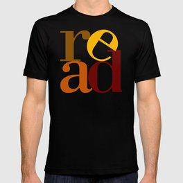 read love T-shirt