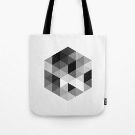 Geo Hex 02. Tote Bag