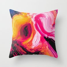 Yatli Throw Pillow
