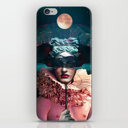 Good evening iPhone Skin