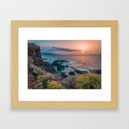 Tenerife, Spain #society6 #decor #buyart Framed Art Print