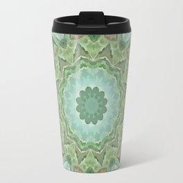 Kaleidoscope of Cacti Travel Mug