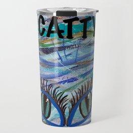 Catty not Sorry Travel Mug