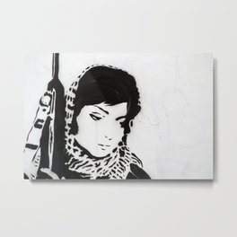 The Unseen Freedom Fighters Metal Print