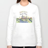 austin Long Sleeve T-shirts featuring We Belong in Austin by Brooke Weeber