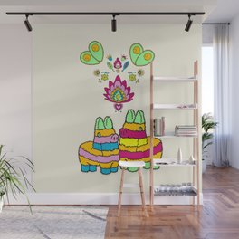 Pinata Love Wall Mural
