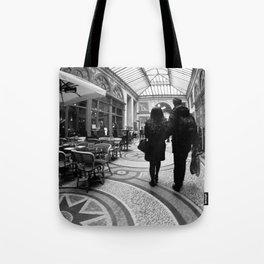 Galerie vivienne Tote Bag
