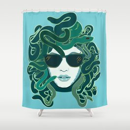A Simple Solution Shower Curtain