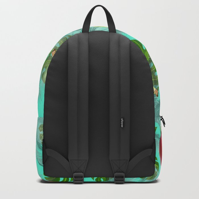 pattern nature Backpack