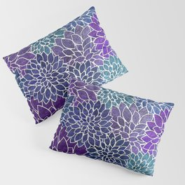 Floral Abstract 22 Pillow Sham