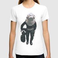 scuba T-shirts featuring Scuba Diver by Jentfah