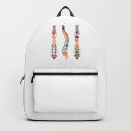 Human Spine Backpack