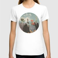 garden T-shirts featuring Secrets by Douglas Hale