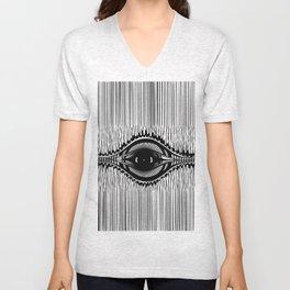 the shifty eye Unisex V-Neck