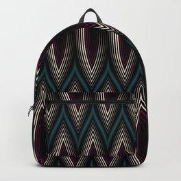 """Art Deco. """"Gina"""" . Backpack"""