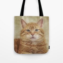 Cattitude Is Everything. Tote Bag