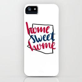 Home Sweet Home-U of Arizona iPhone Case