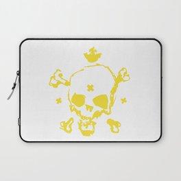 XXX Skull Laptop Sleeve
