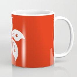 Hong Kong Flag I love HK Coffee Mug